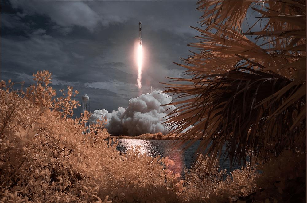 Crew Dragon Demo 2 Launch - Bill Ingalls