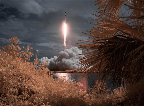 SpaceX Crew Dragon Launch : An Inspiring Moment