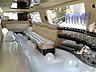 Poznan Navigator stretch limo interior 2