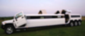 Airport Hummer limousine hire Gdansk Krakow Warsaw