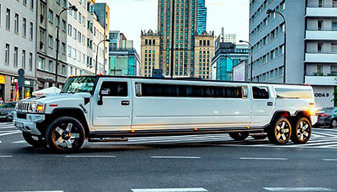 Hummer limousines for hire