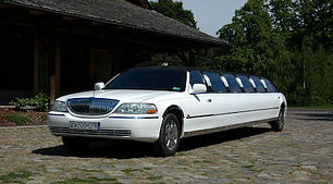 Szczecin stag or hen stretch limousine party 18 pax