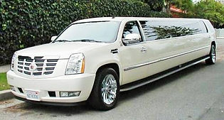 18 passenger Cadillac Escalade Krakow