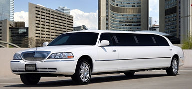 Stretch limousine Spain