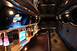 Poznan Airport Lincoln 185 stretch limo 14 pax interior 1