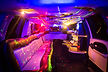 Ford Excursion stretch 15 pax interior 2