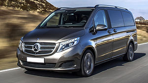 Poznan Airport transfer Mercedes Viano 6 pax