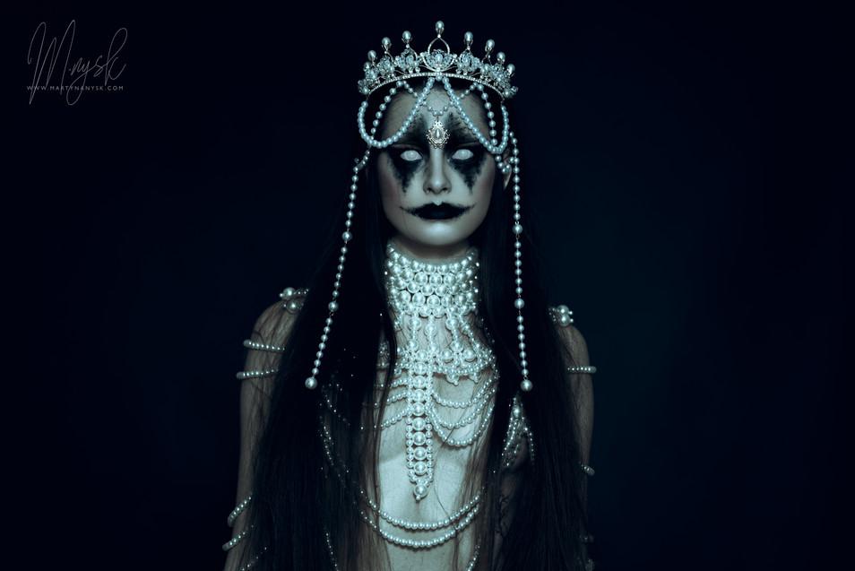 the blind queen