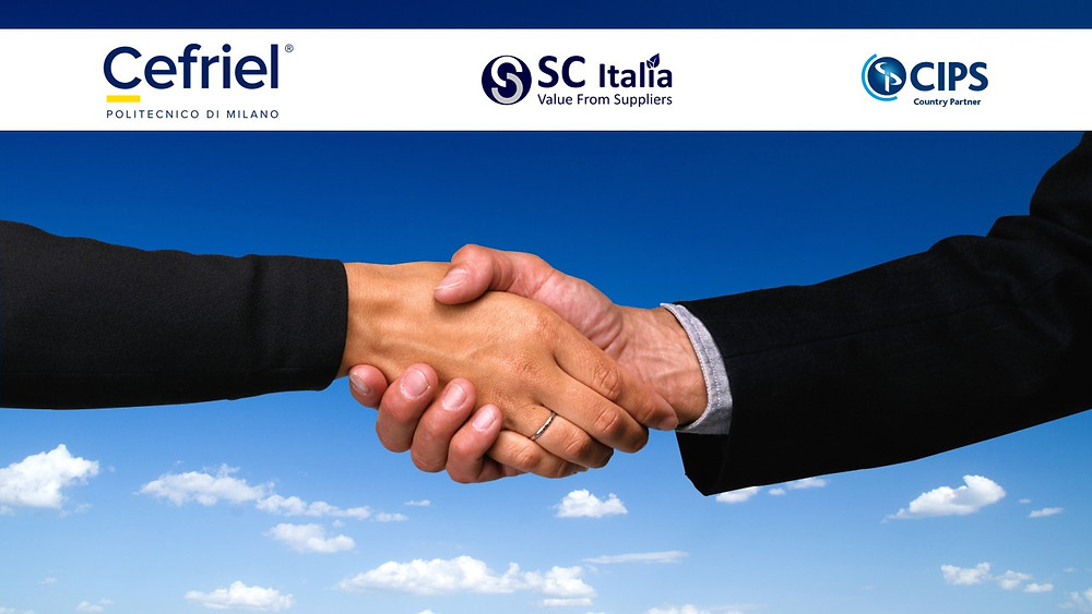 Partnership SC Italia - CEFRIEL