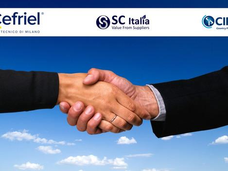 Partnership tra Cefriel ed SC Italia