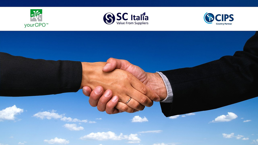 Partnership YourCPO SC Italia