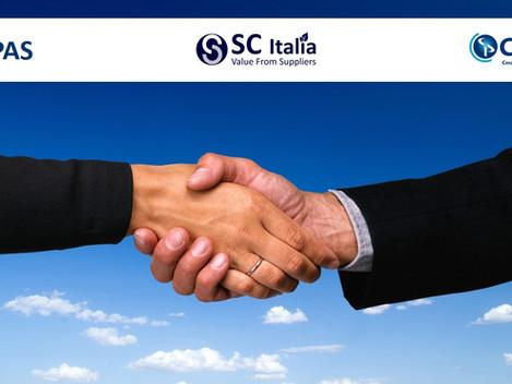 CEPAS-Bureau Veritas e SC Italia avviano una nuova partnership
