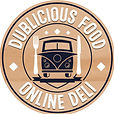 Dublicious Food Award Winning Deli Range Logo