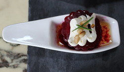 Beetroot Canape