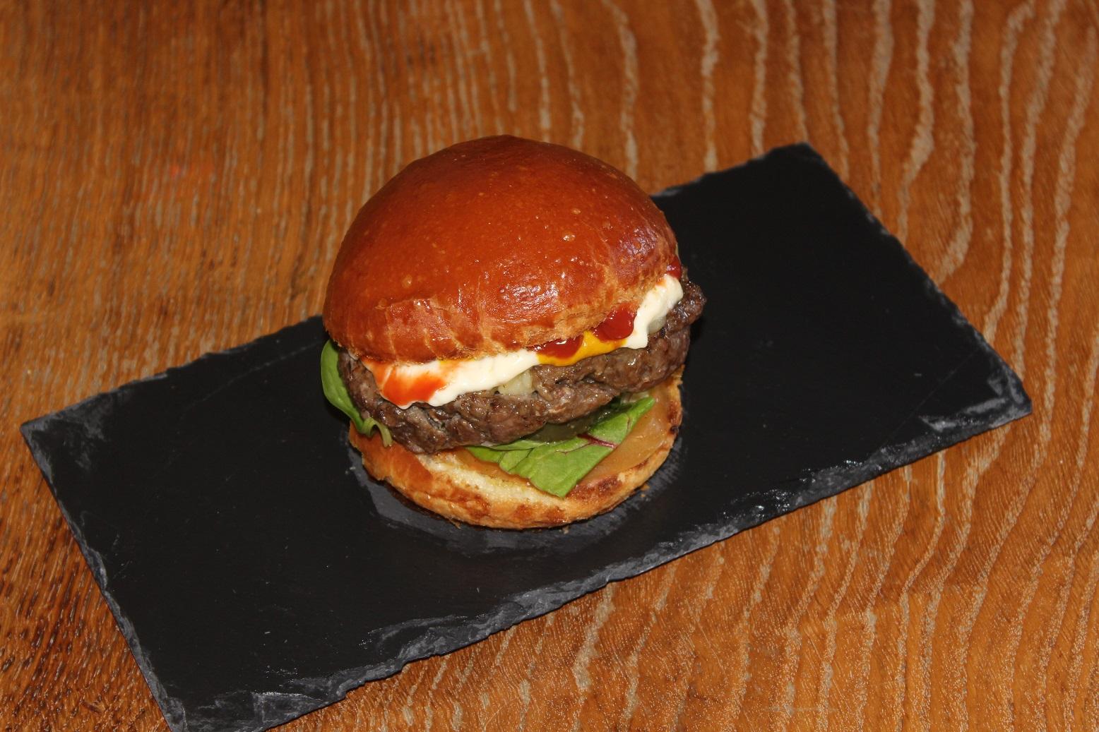 Longhorn Beef Burger