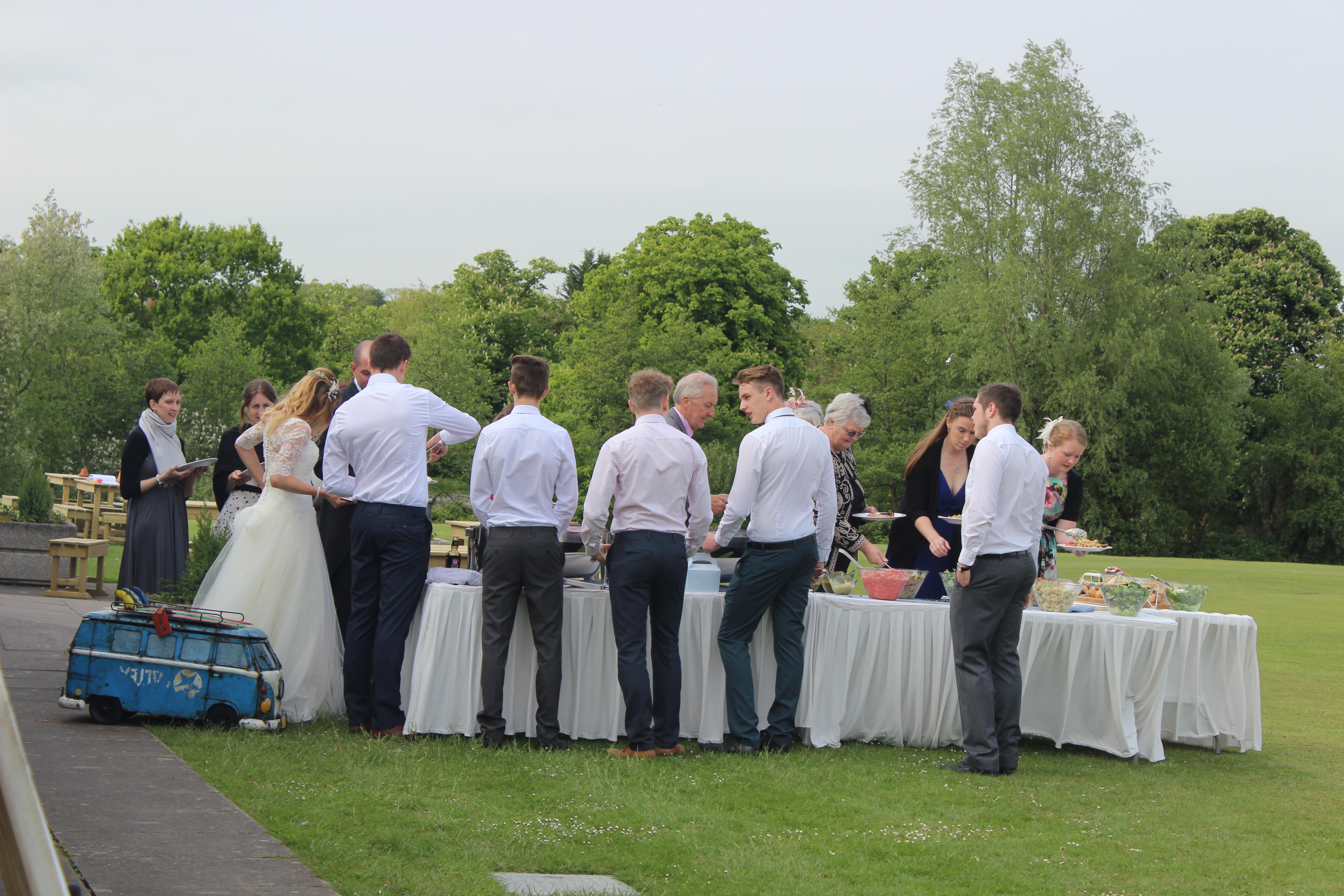 Wedding BBQ