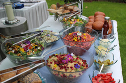 Colourful Salads & Side