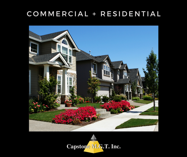 COMMERCIAL + RESIDENTIAL CONSTRUCTION AND DEMOLITION