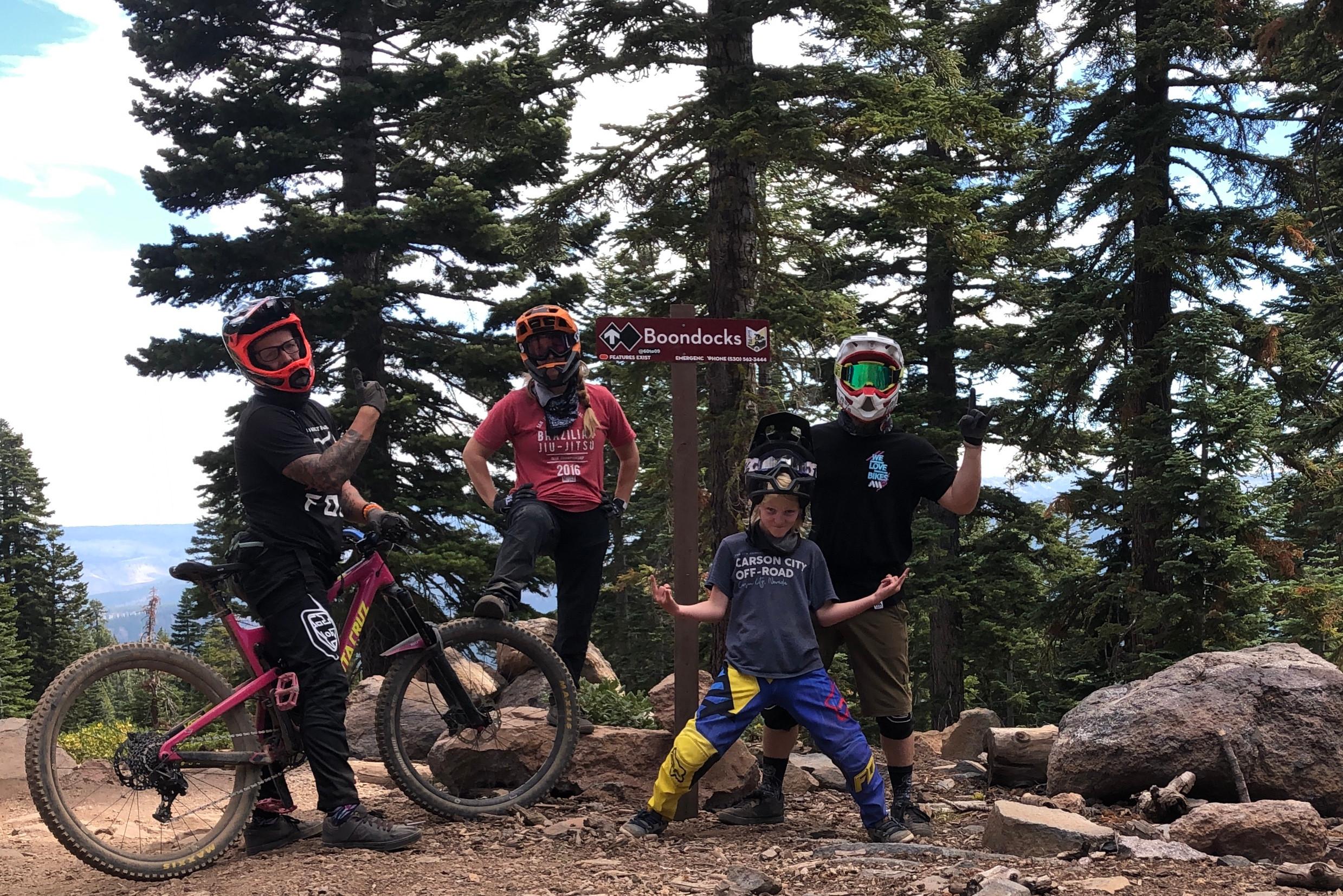 Bike Bike MTB Camp Level 1- 8 Sessions