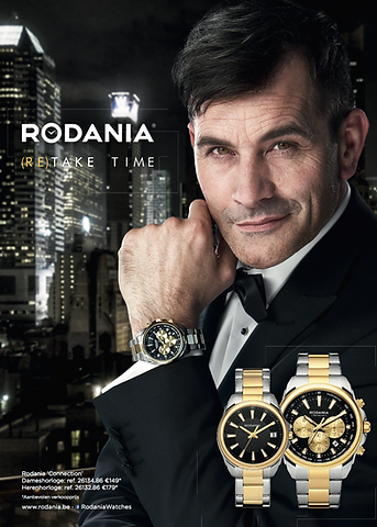Rodania Retake time Koen De Bouw NY watches
