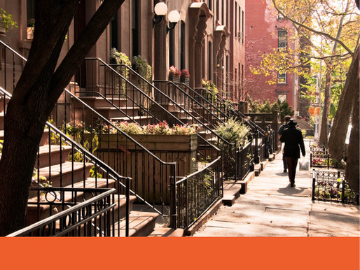 INTIMATE NEIGHBOURHOODS: LONDON X NYC PLACEMAKING RESEARCH