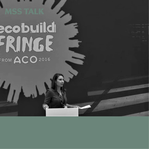 HOUSING CRISIS SOLUTIONS: ECOBUILD CONFERENCE