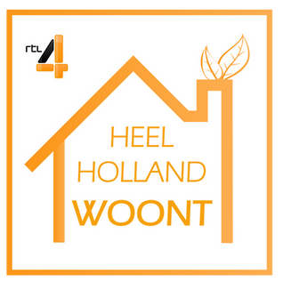 Heel Holland Woont S1E1 16 Mei; Ontwerpfase