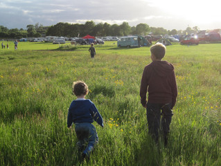 Another Great Year Of VW Summer Festivals Draws To A Close...