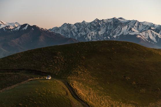 Кыргызский Хребет