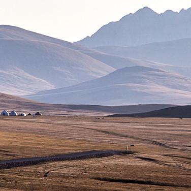Сон-Кульская панорама
