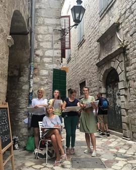 #paint_and_travel #art_montenegro2018