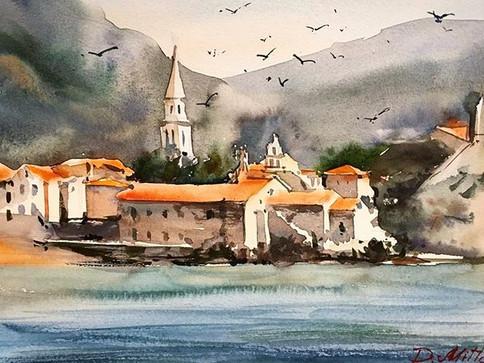 Тур в Черногорию с Дарьей Митта 9-15 июня