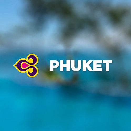 Phuket (sommer/høst)