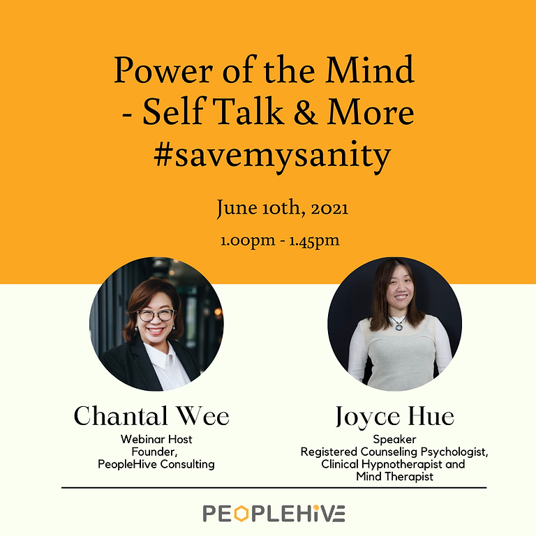 Power of The Mind - Self Talk & More #savemysanity