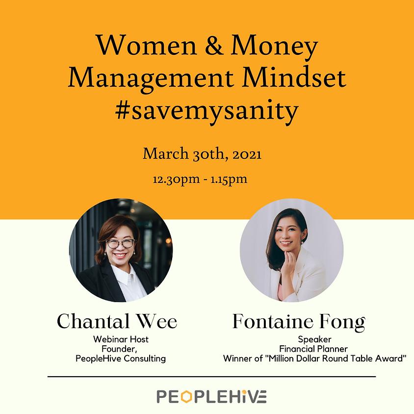 Women & Money Management Mindset #Savemysanity