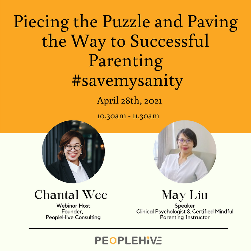 Piecing the Puzzle and Paving the Way to Successful Parenting #savemysanity
