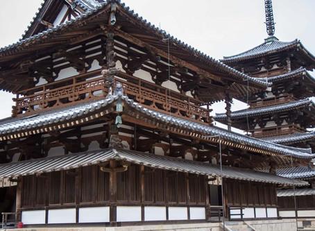 Qual a validade de uma casa de madeira? Conheca o templo budista do ano 711 D.C.