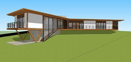 Casa RAA 01 - Projetos e Casas com Madei