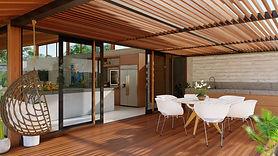 Casa AD 10 - Projetos e Casas com Madeir