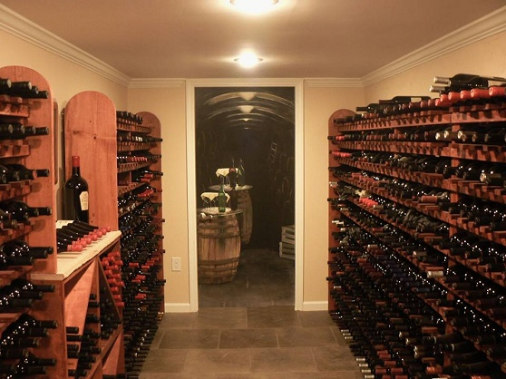 Wine Cellar --After