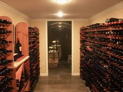 Wine Cellar --After