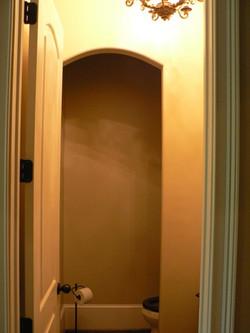 Powder Room-- Before