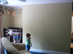 Child's Room Before
