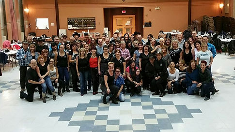 école de Danse Country Québec Manon Dubé