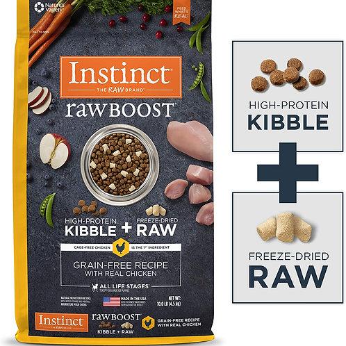 Instinct Raw Boost - Chicken