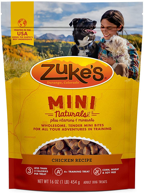 Zuke's Mini Naturals- Chicken