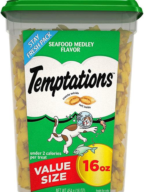 Temptations: Seafood Medley Flavor