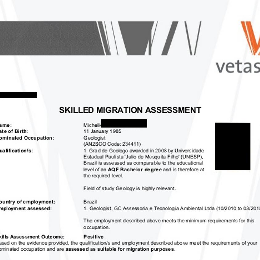 How To Webinar - Vetassess Skill Assessment