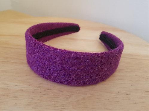 Heather Harris Tweed Hairband