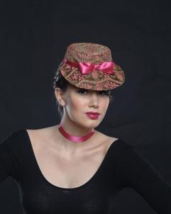 Vintage Fabric Cap